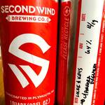 Happy #LockeAndKeys Anniversary @secondwindbrewing. So gutted we couldn't return this year, or host you here for Round 2. Very much looking forward to our next event!