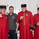 On this day last year we got the keys to our very first commercial space and officially began trading as a registered #brewery. Today, on what is our 1st birthday, we are feeling very privileged to have spent the day with the @royalhospitalchelsea Chelsea Pensioners.  These remarkable Army Veterans have been taste testing 4 pilot beers and unanimously selected their favourite; which will now go onto full production in the New Year as the exclusive and official #ChelseaPensioner branded beer.  We were also astounded, but delighted, to see they chose one of our signature New England IPA #NEIPA styles as their favourite, over a wheat beer, amber ale and best bitter. A total surprise but a very proud moment to see modern #craftbeer beer standing out in this proud yet traditional community. . . . #Pinnerbrewery #pinnerbrewing #harrowbrewery #harrowbrewing #craftnotcrap #beerstagram #armyveterans